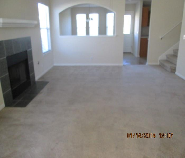 Austin Residential Property Mngr Carpet Cleaning After