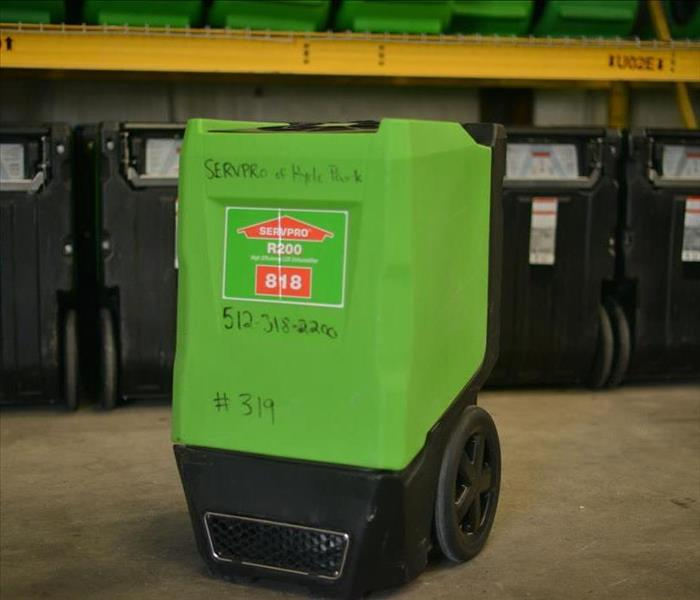 Water Restoration The Dehumidifier Servpro Of Hyde Park