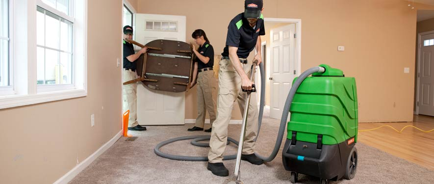 Austin, TX residential restoration cleaning
